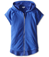 Splendid Littles - Active French Terry Zip-Up Hoodie (Big Kids)