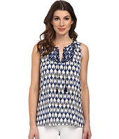 NYDJ - Modern Natives Printed Sleeveless Top