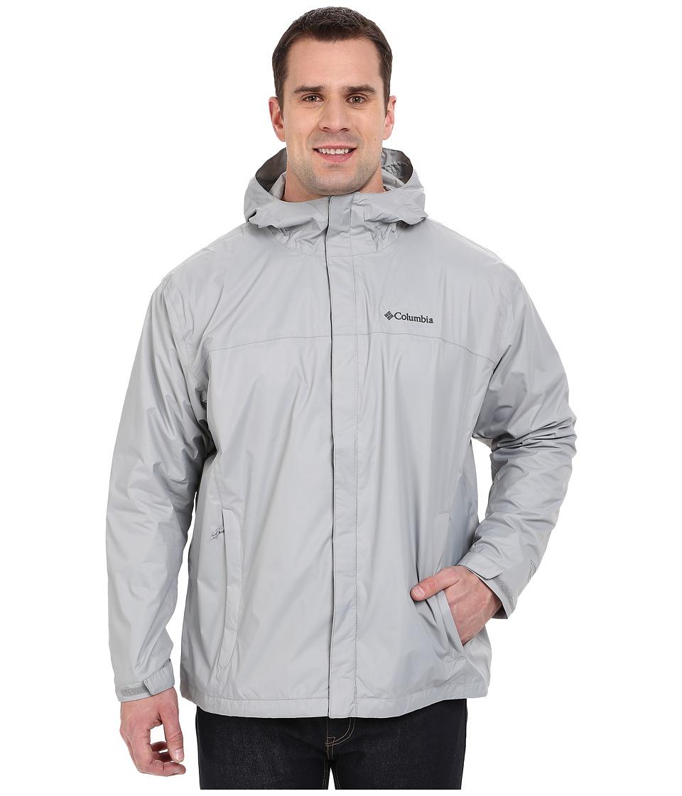 Columbia Watertighttm II Jacket - Big (Columbia Grey) Men...
