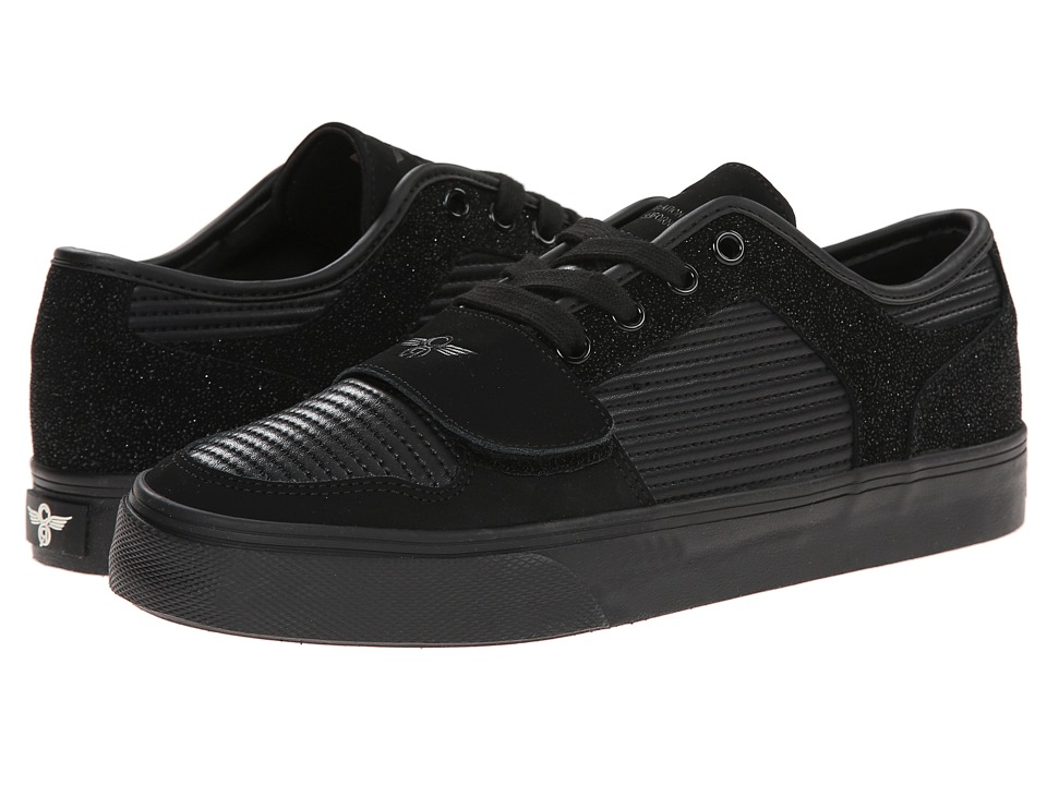 Creative Recreation Cesario Lo XVI (Black Ripple) Men