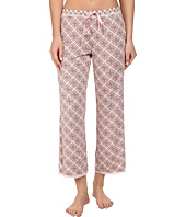 P.J. Salvage - Pink Touch Sleep Capri w/ Lace Trim