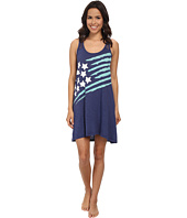 P.J. Salvage - Team USA Stars Stripe Sleep Dress
