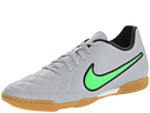 Nike Tiempo Rio II IC (Wolf Grey/Black/Green Strike)