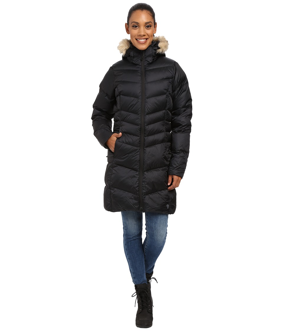 Mountain Hardwear - Downtowntm Coat (Black) Womens Coat