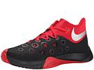 Nike Zoom Hyperquickness 2015 (Black/University Red/Metallic Silver)