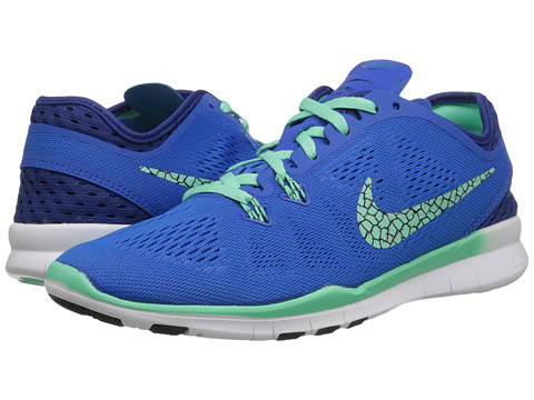 Nike Free 5.0 Tr Fit Breathe Green Trainers