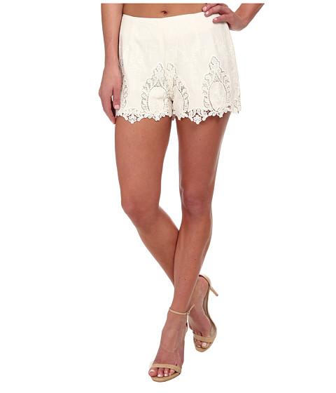 Bardot Lace Shorts