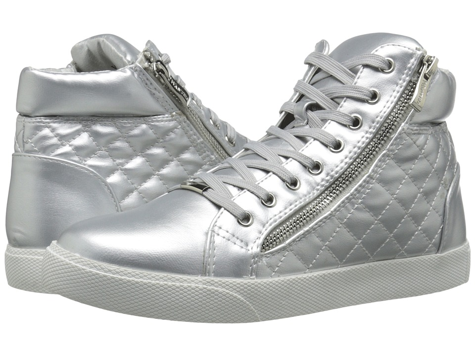 Wanted Perry Silver Womens Shoes