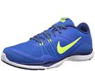 Nike Flex Trainer 5 (Soar/Deep Royal Blue/White/Volt)