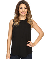 NYDJ Petite - Petite Key Item Sleeveless Pleat Back Blouse