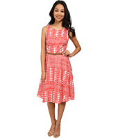 Nine West - Voile Fit and Flare Dress