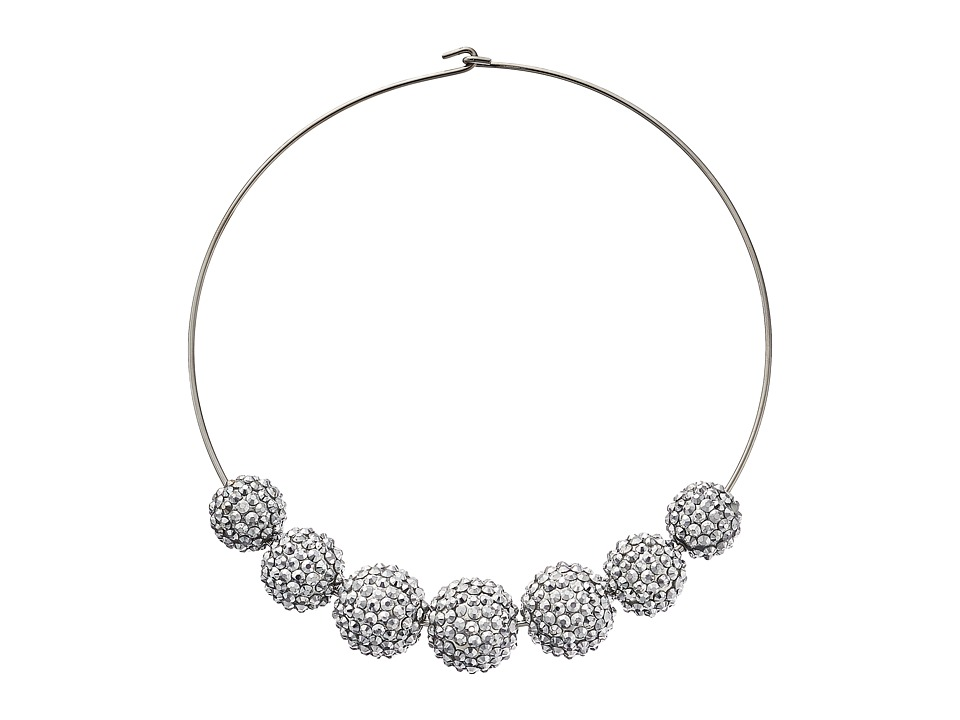 Kenneth Jay Lane - 8042NSC Necklace (Crystal) Necklace