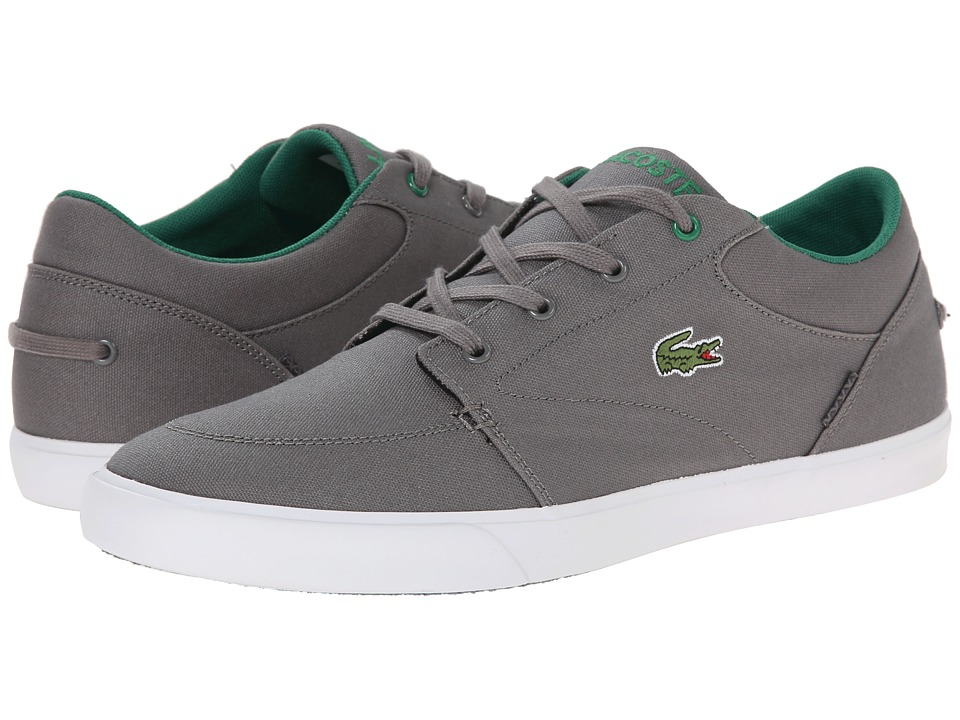 Lacoste Bayliss Dark Grey/Green Mens Shoes