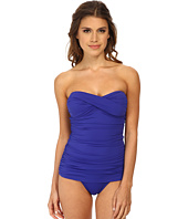 Tommy Bahama - Pearl Twist Bandeau One-Piece