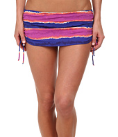 Tommy Bahama - Paint Stripe Shir Skirt Hipster