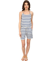 Tommy Bahama - Rayon/Spandex Short Romper Cover-Up