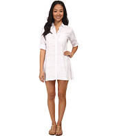 Tommy Bahama - Woven A-Line Boyfriend Shirt Cover-Up