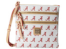 Dooney & Bourke Collegiate No/So Triple Zip
