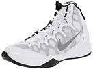 Nike Zoom Without A Doubt (White/Black/Cool Grey/Reflect Silver)