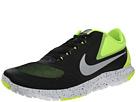 Nike FS Lite Trainer II (Black/Volt/White/Metallic Platinum)