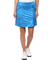 Jamie Sadock - Stone Textured Print 18 in. Pull-On Skort