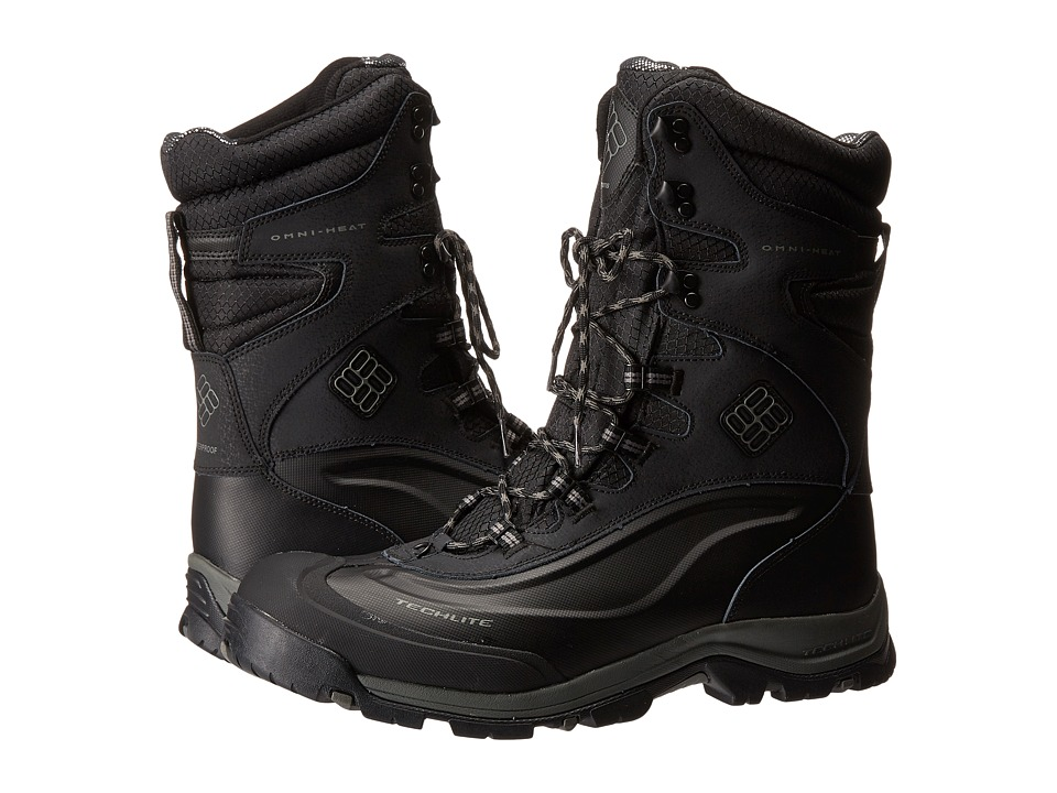 Columbia Bugaboot Plus III XTM Omni-Heat (Black/Charcoal) Men
