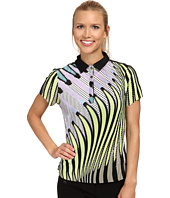 Jamie Sadock - Kaleidoscope Crunchie Short Sleeve Top