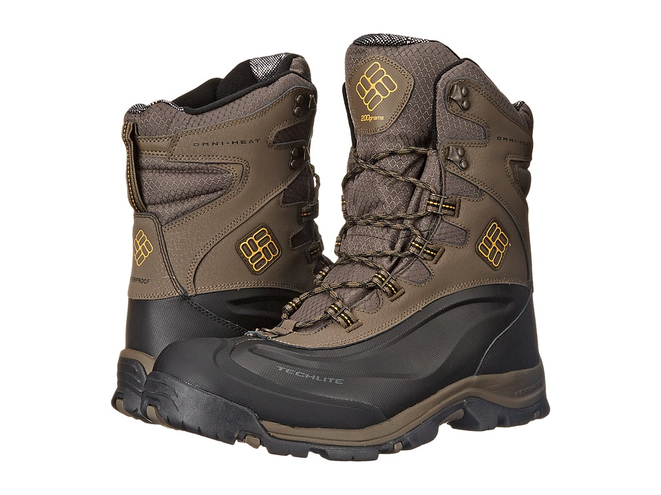 Columbia Bugaboot Plus III Omni-Heat (Mud/Squash) Men