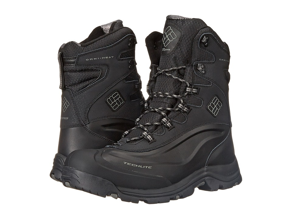 Columbia Bugaboot Plus III Omni-Heat (Black/Charcoal) Men