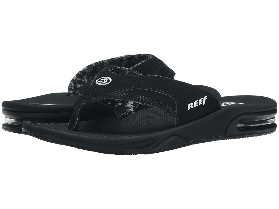 Reef Fanning W (Black) Sandals