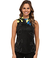 Jamie Sadock - Barcelona Print Crunchie Sleeveless Top