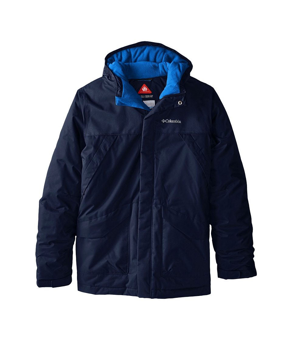 Columbia Kids - Swiss Mister Jacket (Little Kids/Big Kids) (Collegiate Navy) Boy
