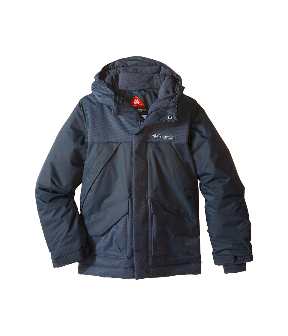 Columbia Kids - Swiss Mister Jacket (Little Kids/Big Kids) (Graphite) Boy