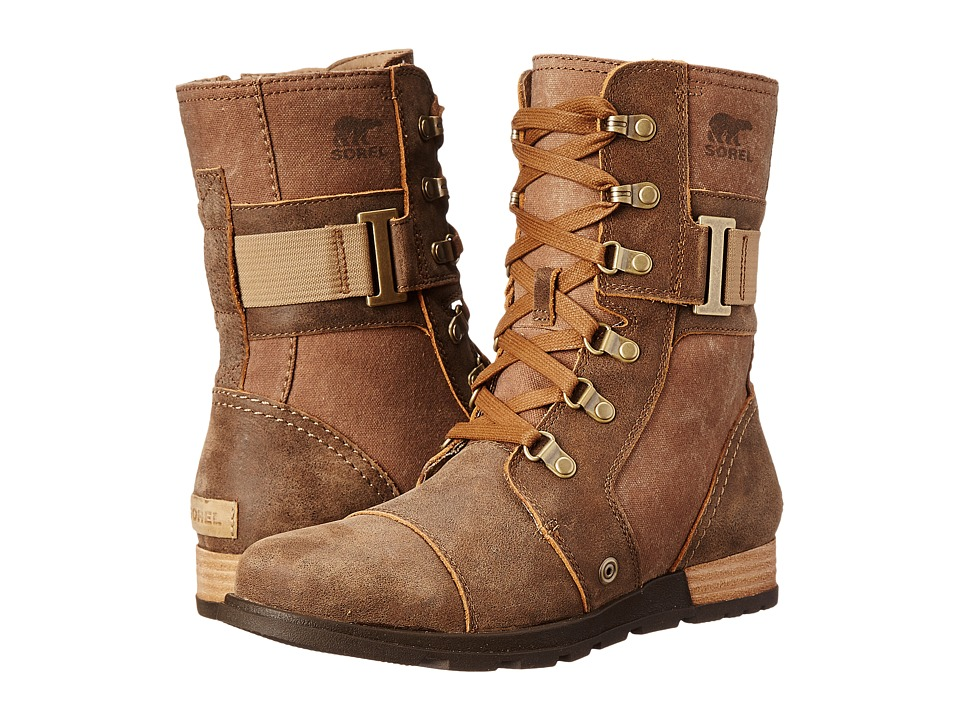 SOREL - Major Carly (Nutmeg/Flax) Women
