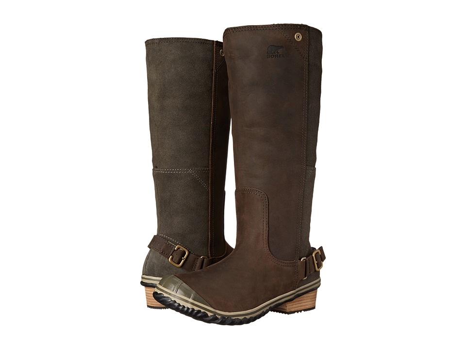 SOREL - Slimboot (Alpine Tundra/Verdant) Women