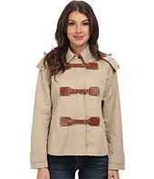 MICHAEL Michael Kors - Cropped Duffle Coat