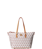 Dooney & Bourke - Collegiate Zip Top Shopper