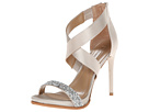 BCBGMAXAZRIA - Elyse (Dust Satin/Beads)