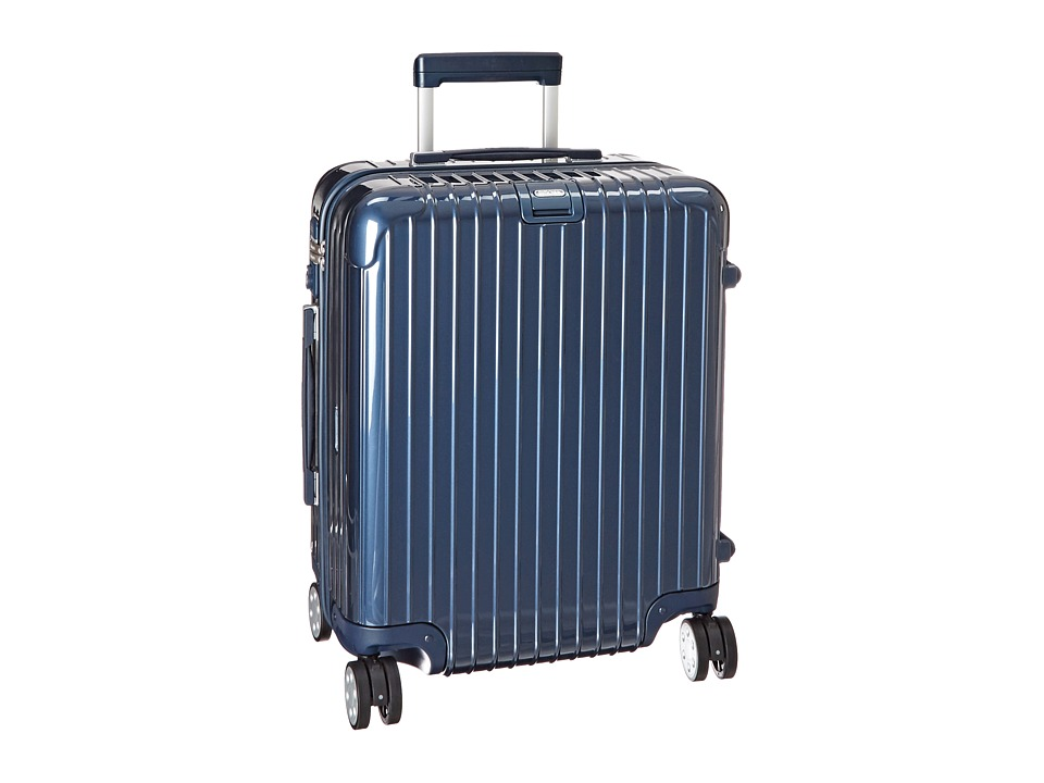 Rimowa - Salsa Deluxe - Cabin Multiwheel(r) (Yachting Blue) Pullman Luggage