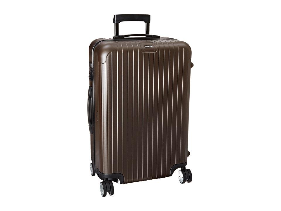 Rimowa - Salsa - 26 Multiwheel(r) (Matte Bronze) Pullman Luggage