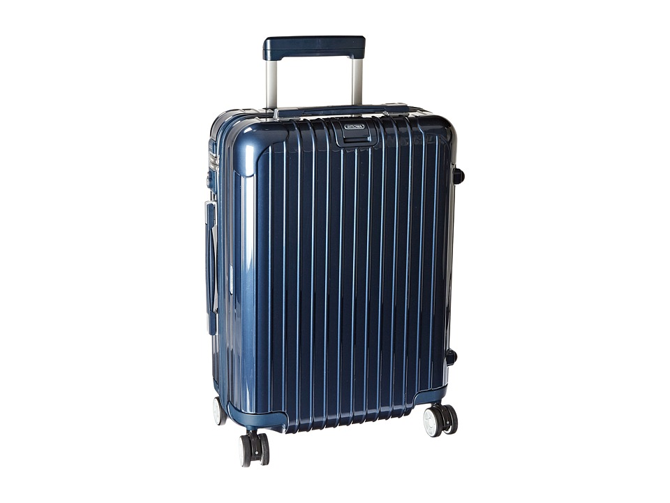 Rimowa Salsa Deluxe Cabin Multiwheel(r) (Yachting Blue) Luggage