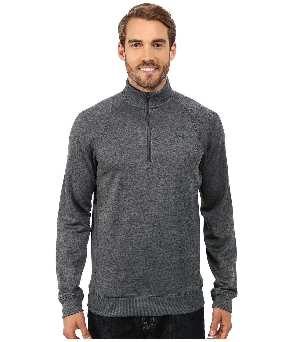 Under Armour Golf - UA Storm 1/4 Zip Sweater (Stealth Gray/Stealth Gray/Stealth Gray) Mens Sweater