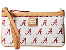 Dooney & Bourke Collegiate Large Slim Wristlet