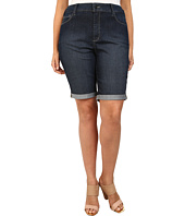 NYDJ Plus Size - Plus Size Briella Shorts