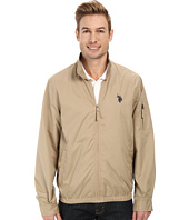 U.S. POLO ASSN. - Mock Zip Jacket