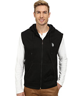 U.S. POLO ASSN. - Fleece Sleeveless Hoodie