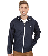 U.S. POLO ASSN. - Fixed Hood Windbreaker