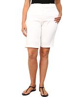 NYDJ Plus Size - Plus Size Justina Shorts - Sateen