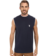 U.S. POLO ASSN. - Faux Layer Muscle T-Shirt