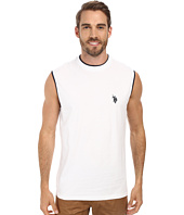 U.S. POLO ASSN. - Faux Layer Muscle T-Shirt